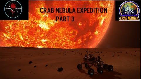 Elite Dangerous Crab Nebula Expedition - The BFG