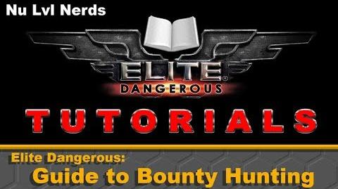 Elite Dangerous Guide to Bounty Hunting