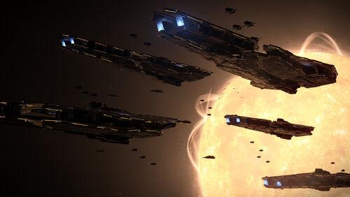 Federation Fleet