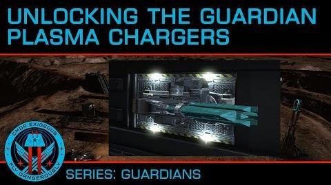 Tutorial- Unlocking the Guardian Plasma Chargers
