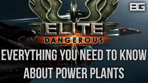 Everything you need to know about Power Plants - Elite Dangerous Internals Guide