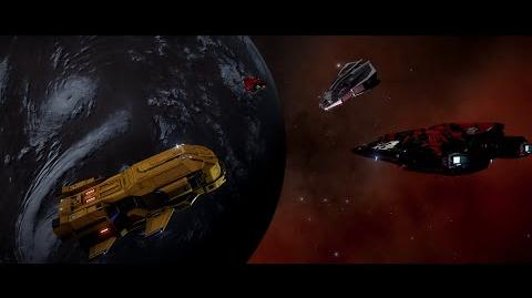 Elite Dangerous Wings Trailer