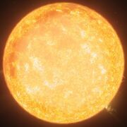 K (Yellow-Orange giant) Star - Kappa-2 Sculptoris