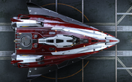 Fer-De-Lance-Top-View-Docked