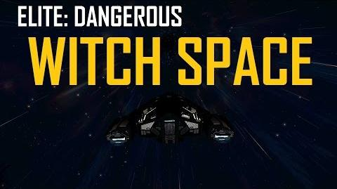 Elite Dangerous - Lore & History - Witch Space
