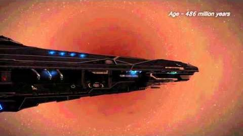 Elite dangerous - Sagittarius A