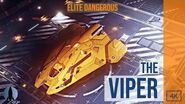 The Viper Mk3 Elite Dangerous