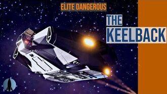 The Keelback Elite Dangerous
