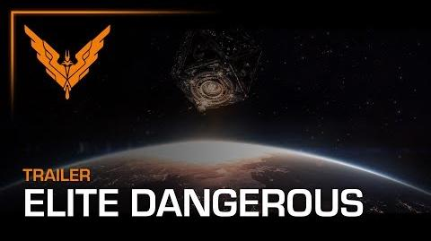 Elite Dangerous Trailer