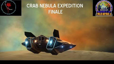 Elite Dangerous Crab Nebula Expedition - The Final Jump...