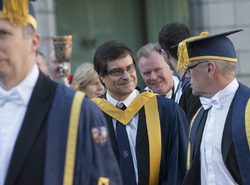 David-Braben-Honorary-Doctorate-Degree-From-Abertay-University