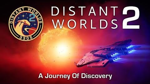 Distant Worlds 2 A Journey of Discovery