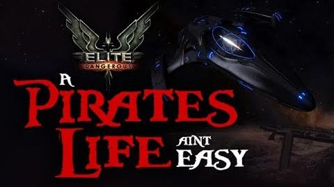 A Pirates Life Aint Easy