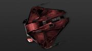 Stygian Red Krait Phantom
