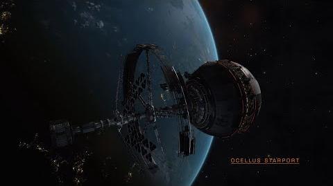 Elite- Dangerous 1.1 update station build