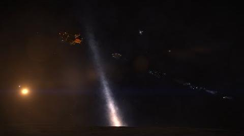 Distant Worlds Closing Ceremony Formation Flight Elite Dangerous Horizons 2.1 Engineers