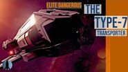 The Type-7 Elite Dangerous