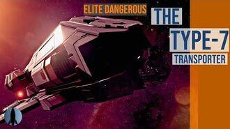The Type-7 Elite Dangerous
