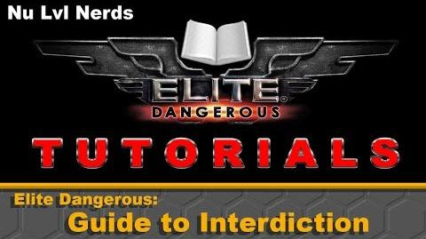 Elite Dangerous Guide to Interdiction