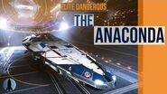 The Anaconda -Elite Dangerous-