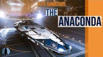 The Anaconda -Elite Dangerous-
