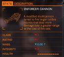 Enforcer Cannon