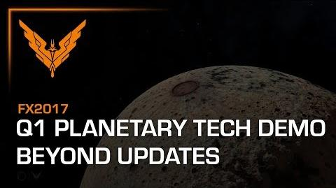 Planetary Tech Preview - ESRB Teen