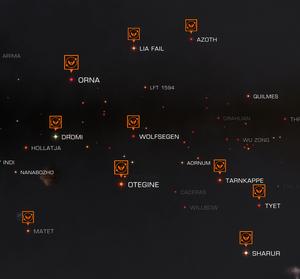 Pilots Federation District