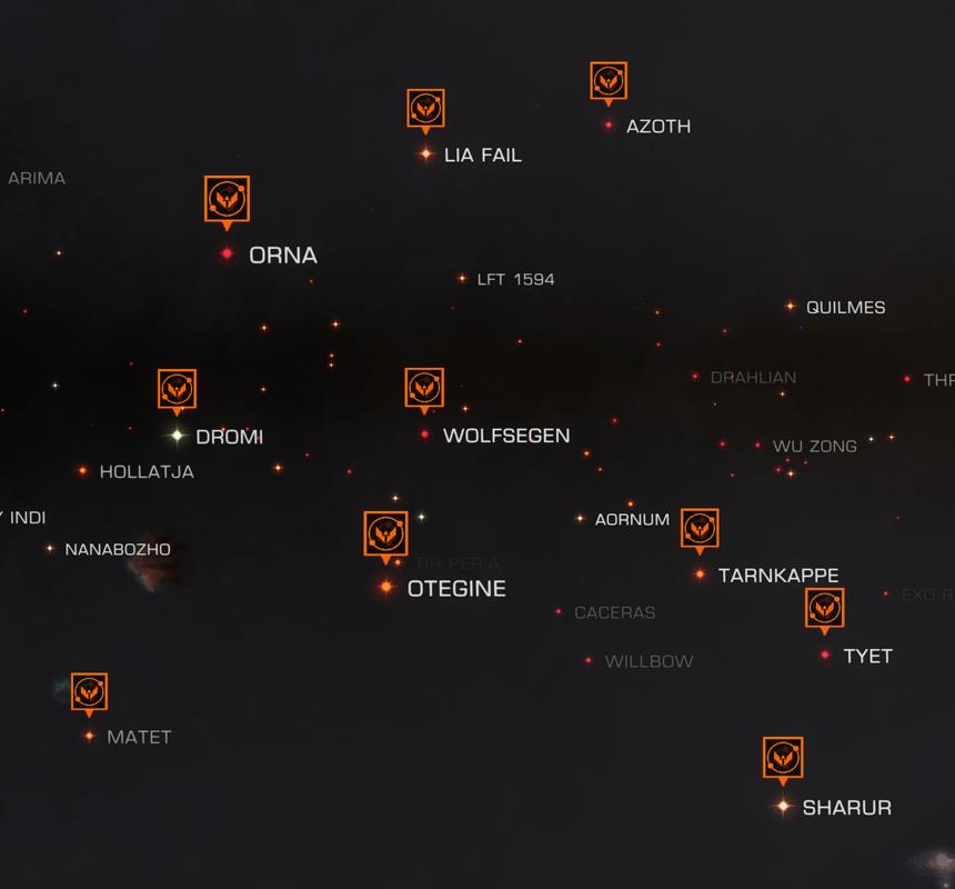 Pilots' Federation District | Elite Dangerous Wiki | FANDOM