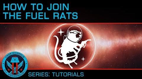 Tutorial- Joining the Fuel Rats