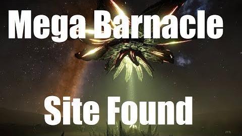 Elite Dangerous - Mega Barnacle Site Found