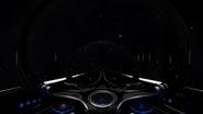 Courier cockpit