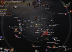 Nebula Map