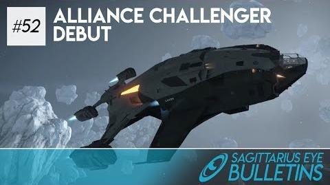 Sagittarius Eye Bulletin - Alliance Challenger Debut