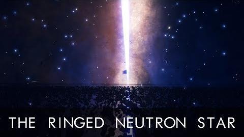 "Elite Dangerous - ""Collection of Wonders"" - Ringed Neutron Star Elite Dangerous English"