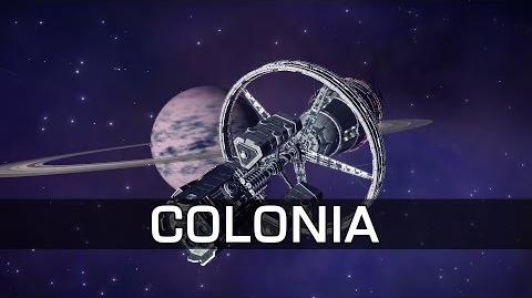 Elite Strange Worlds - Episode 13 - Colonia Elite Dangerous Fan-Made Series