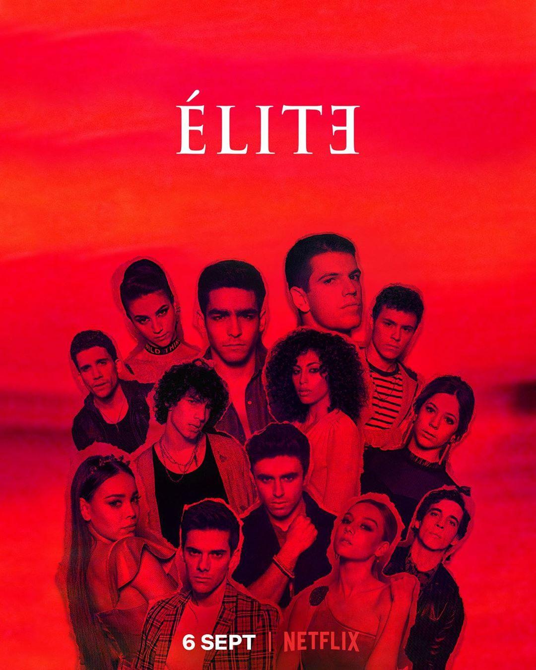 Image result for elite season 2