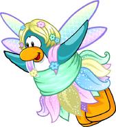 Brittney as a fairy