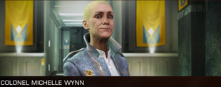 SEF Colonel Michelle Wynn Friendly Large