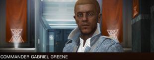 SEF Commander Gabriel Greene Cordial Large