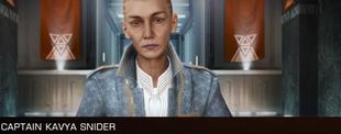 SEF Captain Kavya Snider Neutral Large