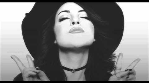 """Elizabeth Gillies - """"Bam Bam Bam"""" - New Song!"""