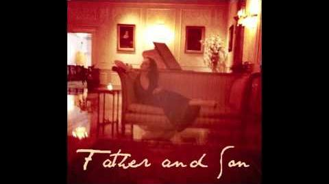 Father and Son Cover-Elizabeth Gillies