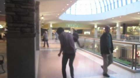 Wiggling Matt The Mall