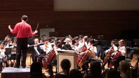 Fanfare & Coronation - Richard Meyer - NSYO String Orchestra