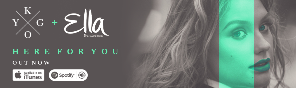 Here for you banner