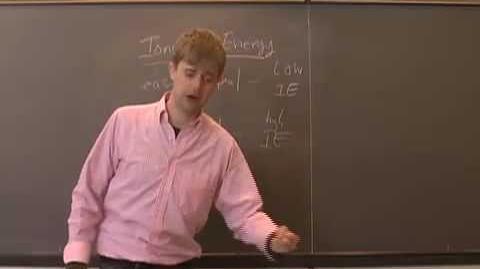 Ionization Energy and Atomic Radius