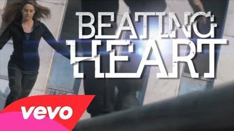 Ellie Goulding - Beating Heart (Lyric Video)
