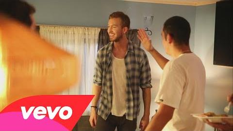 Calvin Harris - Outside (Behind the Scenes) ft