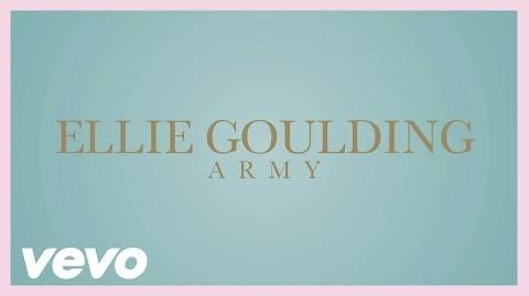 Ellie Goulding - Army (Official Audio)